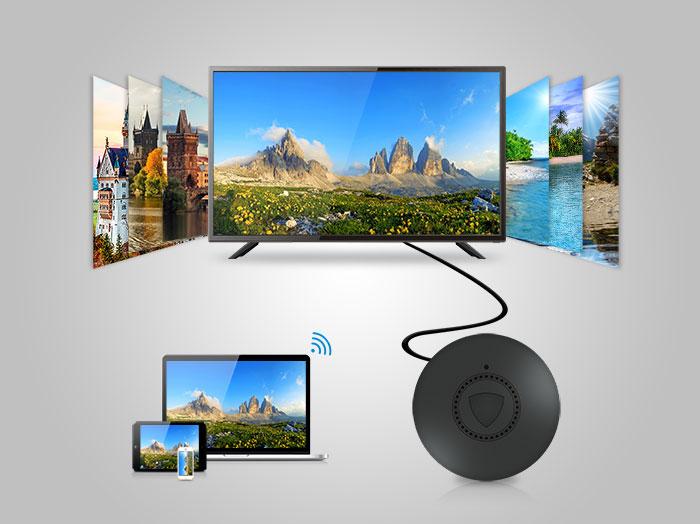 Poket-TV推屏器